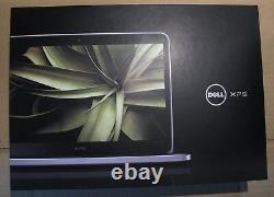 Superbe Dell XPS 14 L421X Rétroéclairé Core i7 Ram 8Go 544Go SSD boîte d'origine