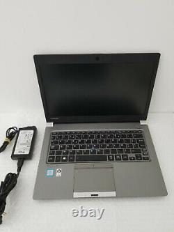 TOSHIBA PORTEGE Z30 13.3 INTEL CORE i5 6th GEN 8 Go RAM 256 Go SSD WINDOWS 10