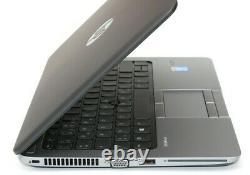Ultra Portable HP Elitebook 820 G2 12.5 Core I7@2.6ghz Ram 4go Ssd 128go