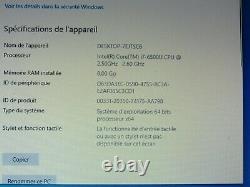 Ultra-Portable Toshiba Portege 256 Go SSD Intel Core i7 8Go Windows 10 Pro